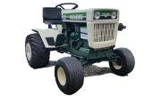 Bolens HT-20D lawn tractor photo