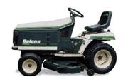Bolens DGT-1700 lawn tractor photo