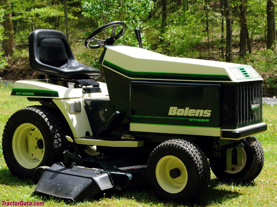 Bolens GT-2000