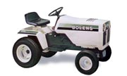 Bolens H16XL 1658 lawn tractor photo