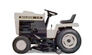 Bolens H-16 1656 lawn tractor photo