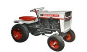 Bolens 750 lawn tractor photo