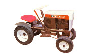 Bolens 800 lawn tractor photo
