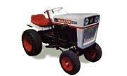 Bolens 850 lawn tractor photo