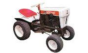 Bolens 900 lawn tractor photo