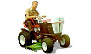 Bolens 1000 lawn tractor photo