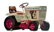 Bolens 1053 lawn tractor photo