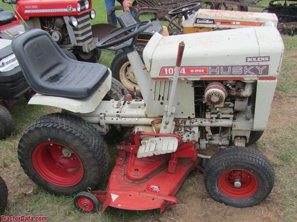 TractorData.com Bolens 1054 tractor informationTractorData.com