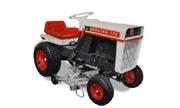 Bolens 770 lawn tractor photo