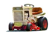 Bolens 736 lawn tractor photo