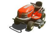 Husqvarna LGT2554 lawn tractor photo
