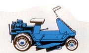 Ford 50 lawn tractor photo