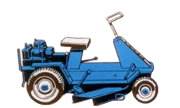 Ford RMT 51 lawn tractor photo