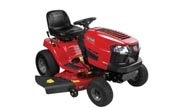 Craftsman 247.20374 T1600 lawn tractor photo