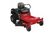 Craftsman 247.20411 Z6000 lawn tractor photo