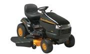 Poulan PB22H54YT lawn tractor photo