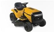 Poulan PB155G42 lawn tractor photo
