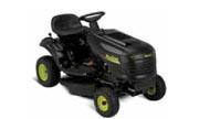 Poulan PO12530LT lawn tractor photo