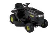Poulan PO1842LT lawn tractor photo