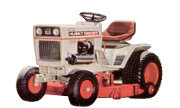 Bolens 1477 lawn tractor photo