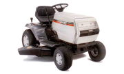 White LT-14 lawn tractor photo