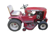 Wheel Horse 800 Special lawn tractor photo