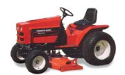 Power King 1617 lawn tractor photo