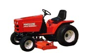 Power King UT620 lawn tractor photo