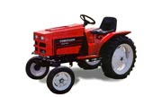 Power King 2418 lawn tractor photo