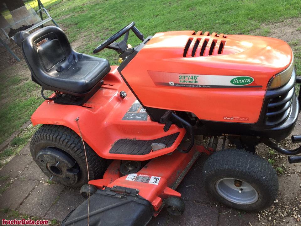 Tractordata Com Scotts S2348 Tractor Information