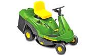 John Deere CR125 lawn tractor photo