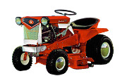 Simplicity Broadmoor 707 990375 lawn tractor photo