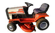 Simplicity 6011 1690347 lawn tractor photo