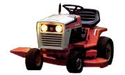 Simplicity 6111 1690448 lawn tractor photo