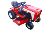 Simplicity 6212.5 1691226 lawn tractor photo