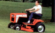 Simplicity 6516 lawn tractor photo