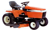 Simplicity Landlord 17 lawn tractor photo