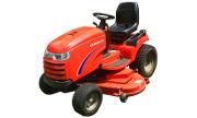 Simplicity Prestige 20 lawn tractor photo