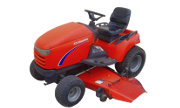 Simplicity Legacy 23 lawn tractor photo