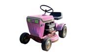 Arctic Enterprises D-1023 lawn tractor photo