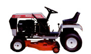 Wheel Horse LT-1637 Work Horse lawn tractor photo