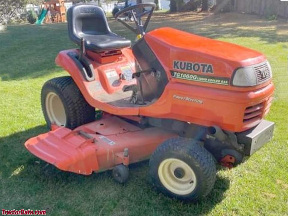 Kubota TG1860G