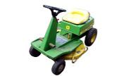 John Deere 56 lawn tractor photo