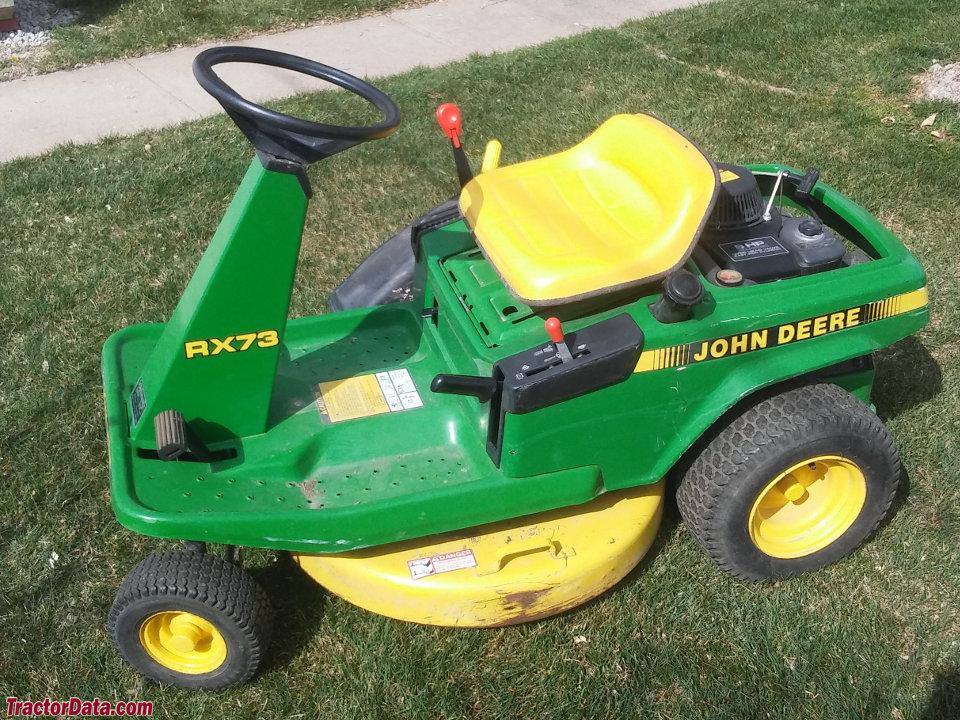 John Deere RX73