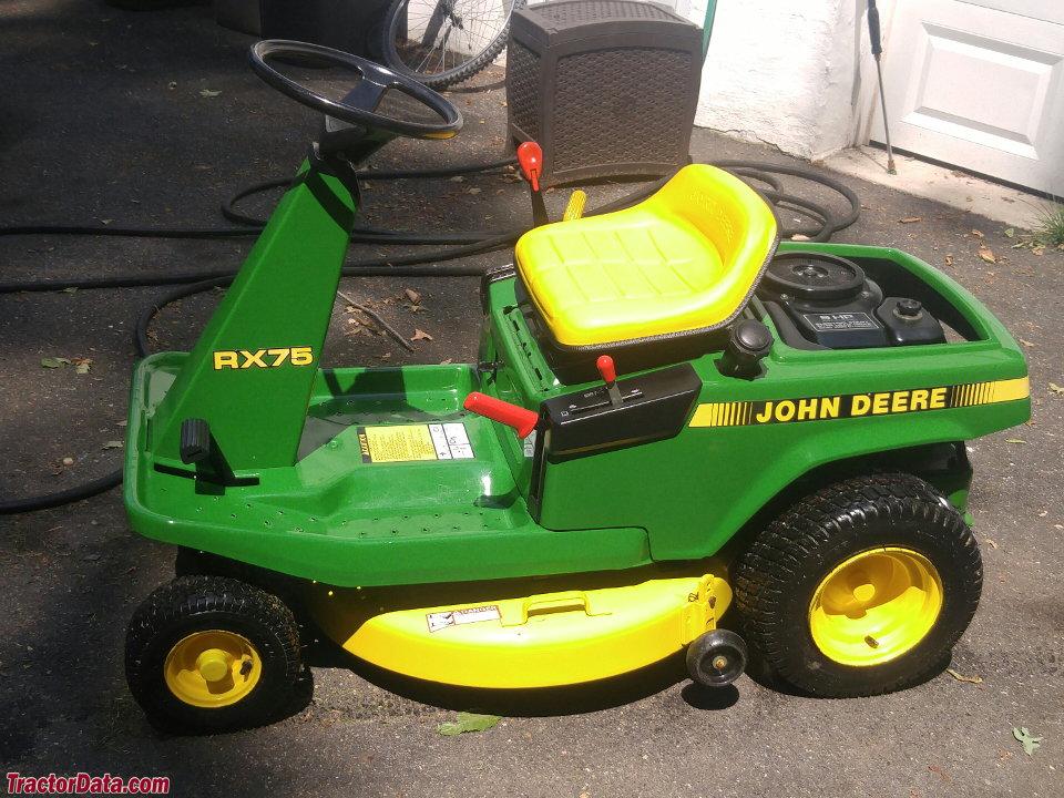John Deere Rx75
