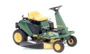 John Deere GX70 lawn tractor photo