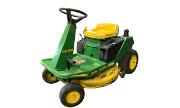 John Deere GX95 lawn tractor photo