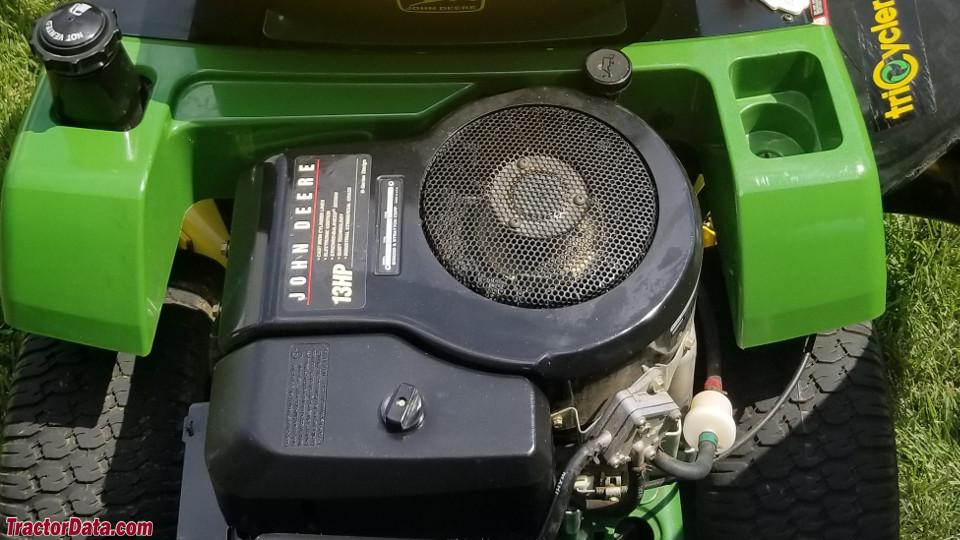 John Deere GX85 engine image