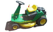 John Deere GX85 lawn tractor photo