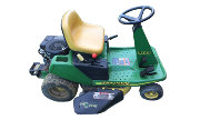 John Deere SX85 lawn tractor photo